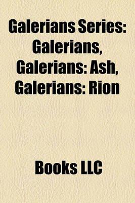Galerians Series Galerians Galerians Ash Galerians Rion
