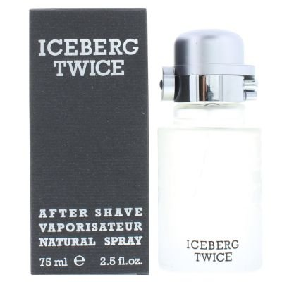 Iceberg Twice Homme After Shave (75ml) - Parallel Import: