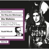 Various Artists - Richard Wagner: Die Walkure (CD): Richard Wagner, Various Artists, Die Wiener Symphoniker, Rudolf Moralt