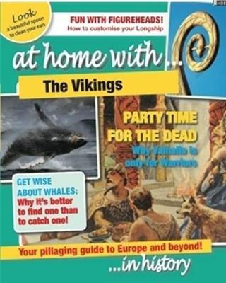 The Vikings (Paperback): Tim Cooke