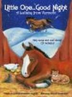Little One Good Night ~ a Lullaby from Vermont (Paperback, illustrated edition): Kathryn M Vaughan