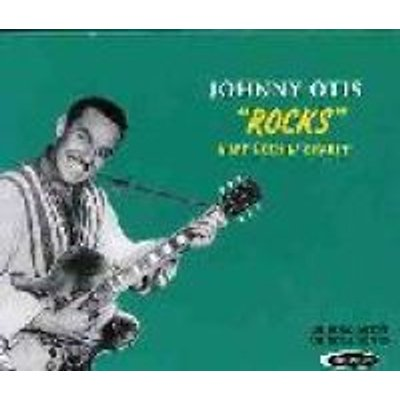 Johnny Otis Rocks (CD): Johnny Otis
