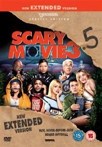 Scary Movie 3.5 (English & Foreign language, DVD): Anna Faris, Anthony Anderson, Leslie Nielsen, Camryn Manheim, Simon Rex,...