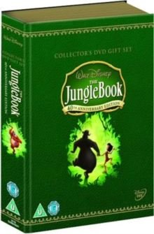 The Jungle Book (Disney) (English, Hindi, Dutch, DVD): Sebastian Cabot, Phil Harris, Louis Prima, George Sanders, Sterling...