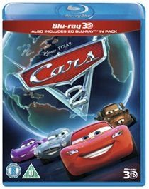 Cars 2 (English, Dutch, Blu-ray disc): Owen Wilson, Michael Caine, John Turturro, Michael Keaton, Jason Isaacs, Emily Mortimer,...