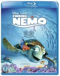 Finding Nemo (English & Foreign language, Blu-ray disc): Albert Brooks, Ellen DeGeneres, Geoffrey Rush, Willem Dafoe, Barry...