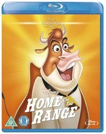 Home On the Range (English, German, French, Blu-ray disc): Jennifer Tilly, Steve Buscemi, Charles Dennis, Roseanne Barr,...
