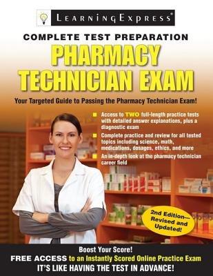 Technician book pharmacy