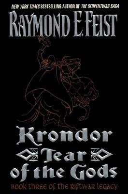 Krondor: Tear of the Gods (Electronic book text): Raymond E. Feist