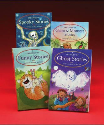 Spooky Funny Ghosts and Giants Stories (Paperback):
