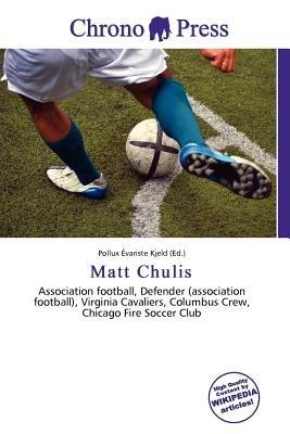 Matt Chulis (Paperback): Pollux Variste Kjeld