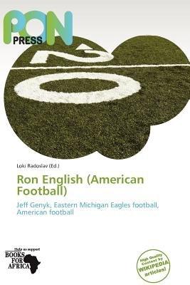 Ron English (American Football) (Paperback): Loki Radoslav