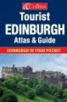 Edinburgh Tourist Atlas and Guide (Spiral bound):