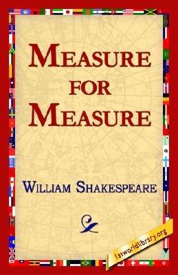 Measure for Measure (Hardcover): William Shakespeare