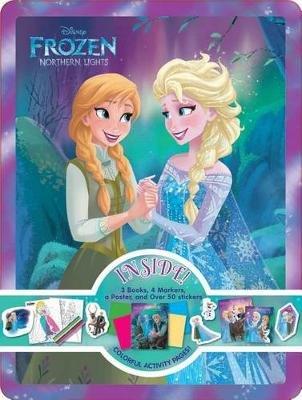 Disney Frozen Northern Lights Collectors Tin (Paperback): Parragon Books Ltd