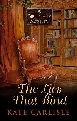 The Lies That Bind (Large print, Paperback, large type edition): Kate Carlisle