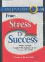From Stress to Success (Standard format, CD): Michael Podolinsky
