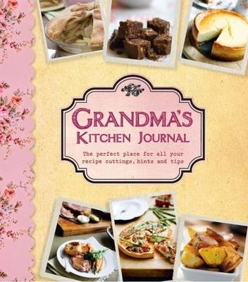 Grandma's Kitchen Journal (Spiral bound):