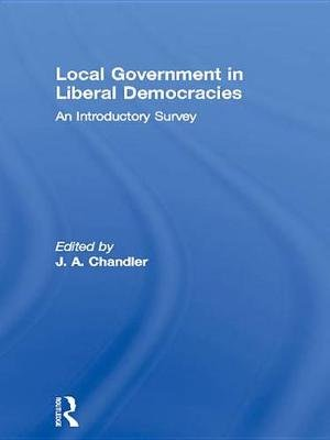 Local Government in Liberal Democracies - An Introductory Survey (Electronic book text): Elizabeth R. Valentine