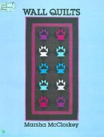 Wall Quilts (Paperback, Reprinted edition): Marsha McCloskey