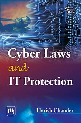 Cyber Laws and it Protection (Paperback): Harish Chander