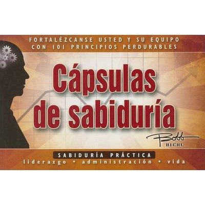 Capsulas de Sabiduria (Spanish, Paperback): Bobb Biehl