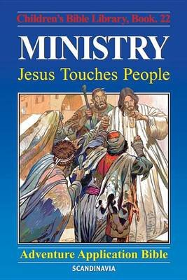 Ministry - Jesus Touches People (Electronic book text): Anne De Graaf
