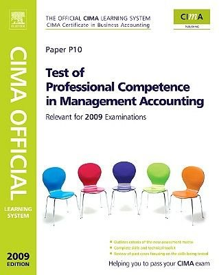 Test of Professional Competence in Management Accounting (Paperback, 5th Revised edition): Heather Barnwell