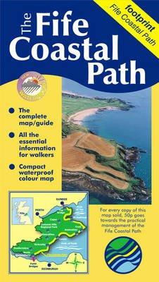Fife Coastal Path (Sheet map, folded):