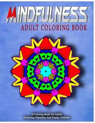 Mindfulness Adult Coloring Book - Vol.17 - Women Coloring Books for Adults (Paperback): Jangle Charm