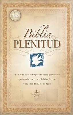 Biblia Plenitud (Spanish, Hardcover): Thomas Nelson