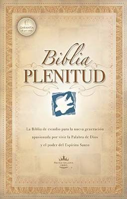 Biblia Plenitud (Spanish, Hardcover): Thomas Nelson
