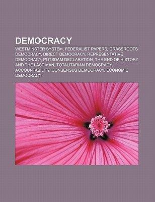 westminster model of democracy