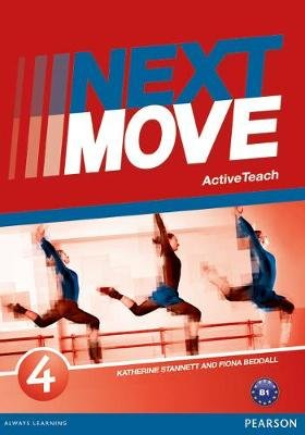 Next Move 4 Active Teach (CD-ROM): Katherine Stannett, Fiona Beddall