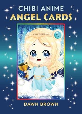 Chibi Anime Angel Cards (Mixed media product): Dawn Brown