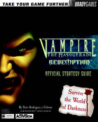 Vampire - The Masquerade - Official Strategy Guide (Paperback): BradyGAMES