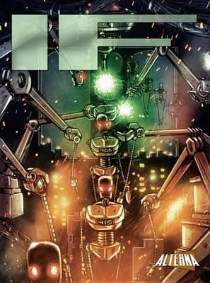 If Anthology 2015 (Electronic book text): Alex Eckman-Lawn, Brandon Barrows