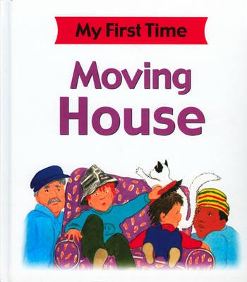 Moving House (Hardcover): Jim Pipe, Kate Petty