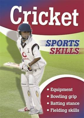 Cricket (Hardcover, Illustrated edition): Clive Gifford, Chris Oxlade