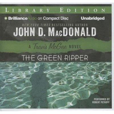 The Green Ripper (Standard format, CD, Library ed.): John D. MacDonald