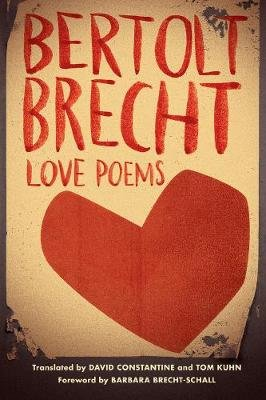 Love Poems (Paperback): Bertolt Brecht