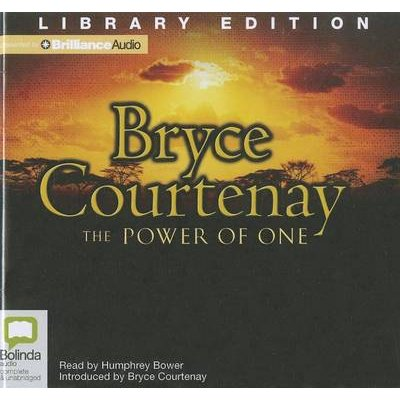 The Power of One (Standard format, CD, Library ed.): Bryce Courtenay