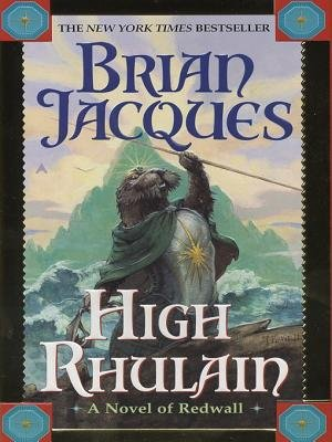 High Rhulain (Electronic book text): Brian Jacques