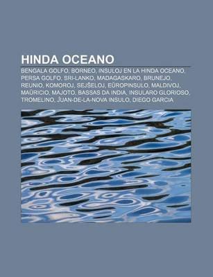 Hinda Oceano - Bengala Golfo, Borneo, Insuloj En La Hinda Oceano, Persa Golfo, Sri-Lanko, Madagaskaro, Brunejo, Reunio,...