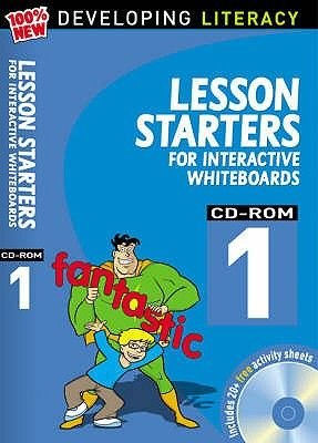 Lesson Starters for Interactive Whiteboards (CD-ROM): Christine Moorcroft, Les Ray