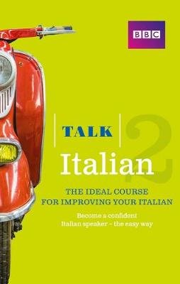 Talk Italian 2 - Book + 2 CDs (Paperback): Alwena Lamping