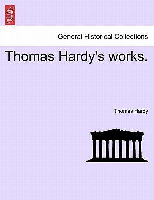 Thomas Hardy's Works. (Paperback): Thomas Hardy