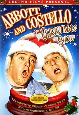 Abbott & Costello: The Christmas Show (Video casette):