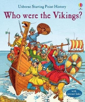 Who Were the Vikings? (Paperback, New edition): Jane Chisholm
