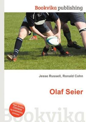 Olaf Seier (Paperback): Jesse Russell, Ronald Cohn